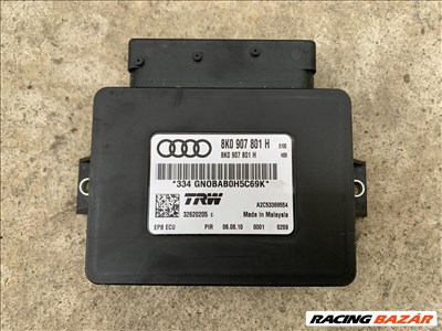 Audi A4, A5 kézifék vezérlő modul 8k0907801H
