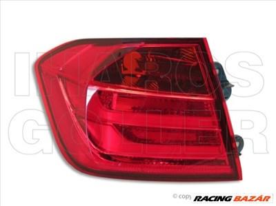 BMW 3 2011-2015 F30/F31 - Hátsó lámpa üres bal külső LED (Sedan)