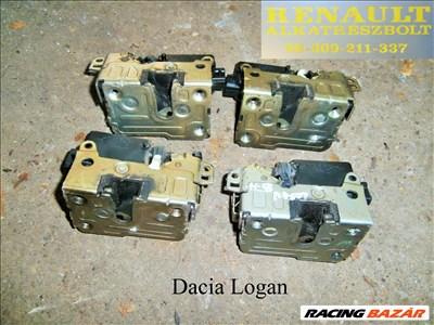 Dacia Logan zárszerkezetek