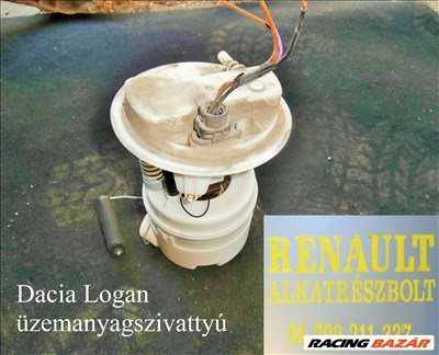 Dacia Logan üzemanyag szivattyú