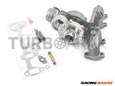 Audi/Seat/VW 1.9 TDi 150LE angol Melett utángyártott turbó 1 év garanciával - AKCIÓ! –10.000 Ft 9102117008