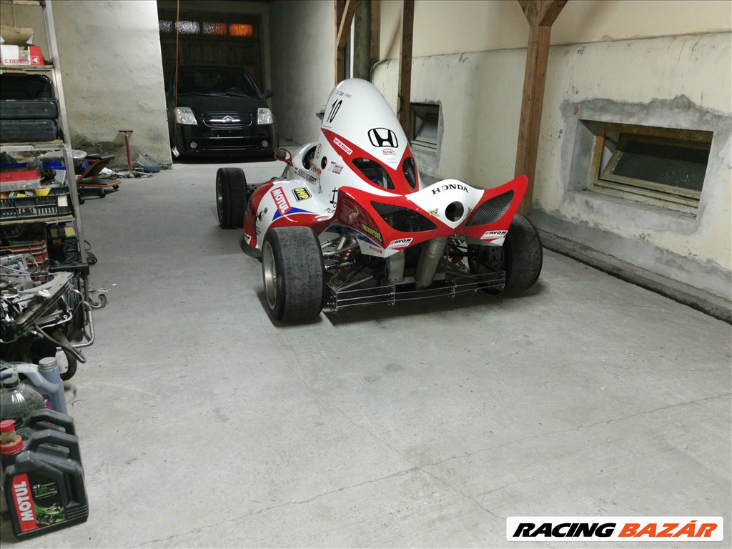 Egyedi Formula Szlalom autó 8. kép