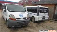 Renault Trafic II bontott alkatrészei