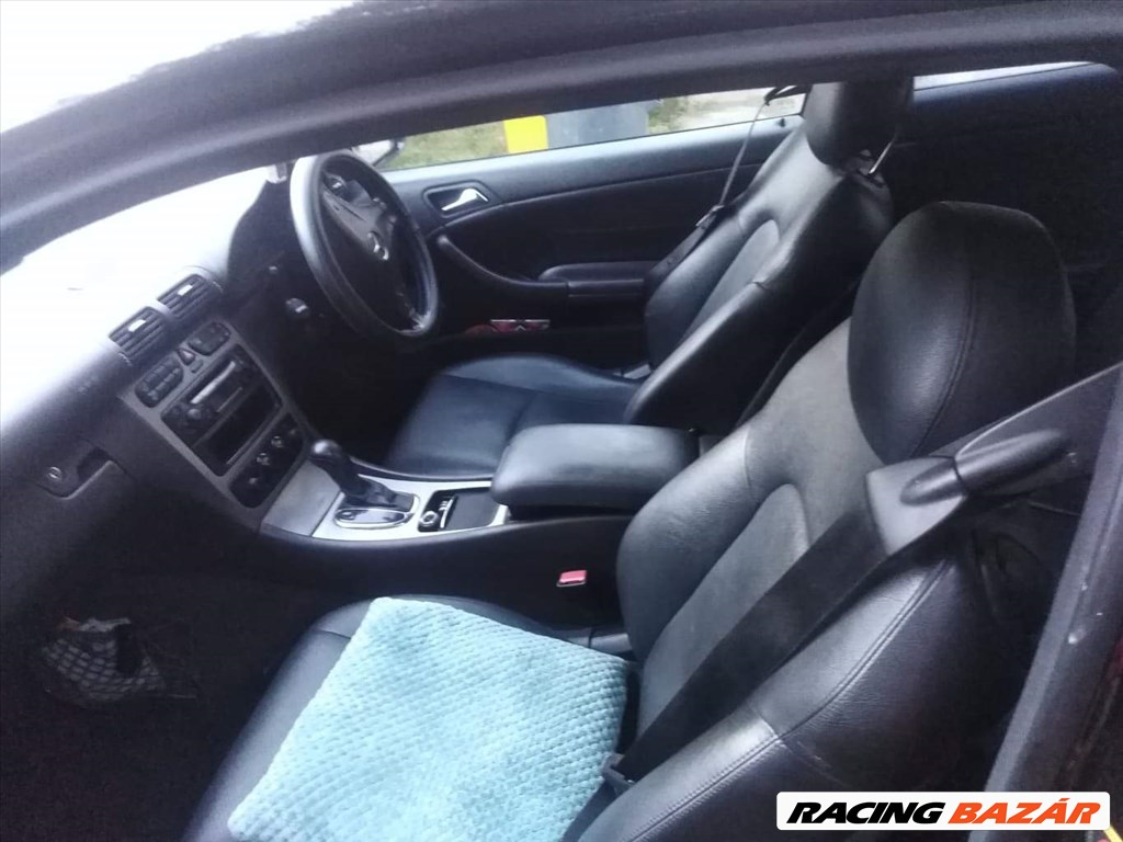 Eladó Mercedes C 220 CDI Sportcoupé (2148 cm³, 143 PS) (W203) 3. kép