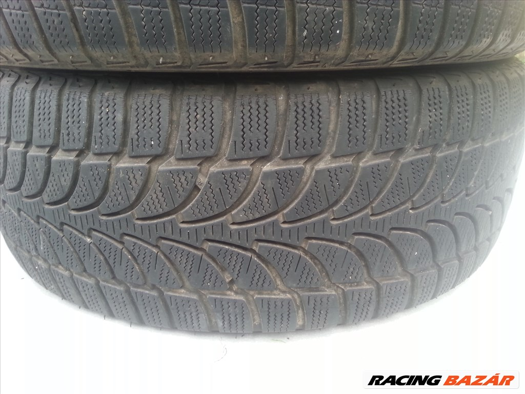 235/55R18  Bridgestone téli gumi garnitúra 5. kép