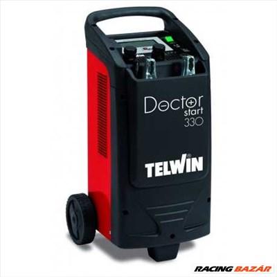 Lincos Többfunkciós, elektronikus akkumulátortöltő, indító és tesztelő Doctor Start 330 829341