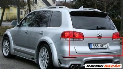 VW Touareg 7L csomagtér ajtó blende spoiler