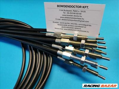 Meghajtó spirálok és bowdenek javítása,készítése,,sorozatgyártás, www.bowdendoctorkft