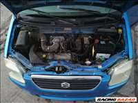 Suzuki Wagon R+ (2nd gen) 1.3 alapjárati motor, szivótorok, pillangószelep , EGR , gyújtótrafó