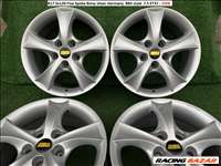 """R17 5x120 Five Spoke Bmw silver Germany  BBS style  7.5 ET37 17"""" felni, alufelni szett"""