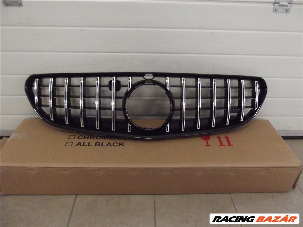 Mercedes S Coupe GT rács  1. kép