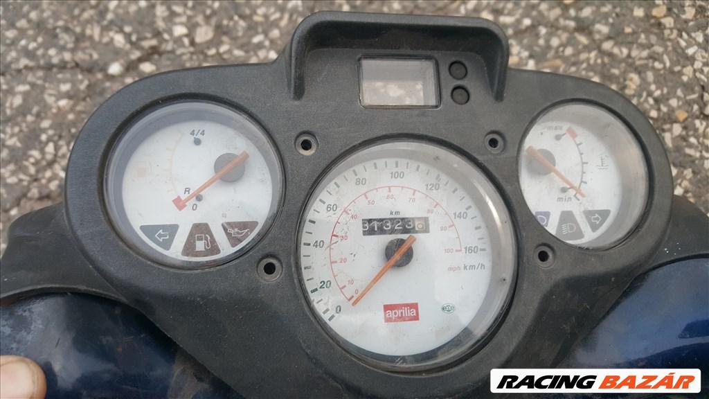 Aprilia Scarabeo 125, 150 gyári kilométeróra, óracsoport eladó 2. kép