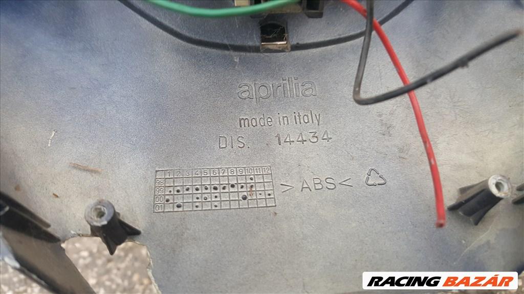 Aprilia Scarabeo 125, 150 gyári kilométeróra, óracsoport eladó 5. kép