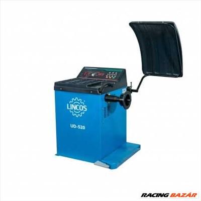 Lincos Centírozó, kerékkiegyensúlyozó gép, automata, 3 alu program UD-520
