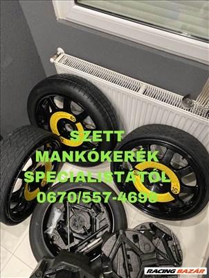 Gyári Új Mankókerék Pótkerék Szett Mercedes C 63 AMG, Mercedes CLA 45 AMG, Mercedes AMG GT AMG