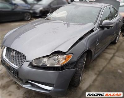 Jaguar XF 3.0 V6 2009 (X250) AJ6WG bontott alkatrészei Motor, Váltó, Karosszéria elemek