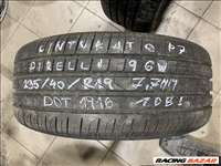 R19 235/40 pirelli Cinturato P7 1x7.7MM DOT1916 1DB! 1db nyárigumi