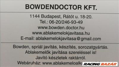 Ablakemelő szerkezetekhez bowden szettek,szereléssel is,www.ablakemeloalkatreszek.hu