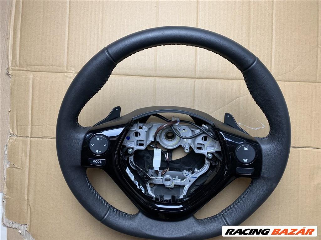 Toyota Aygo (2nd gen) bőr multikormány  4. nagy kép