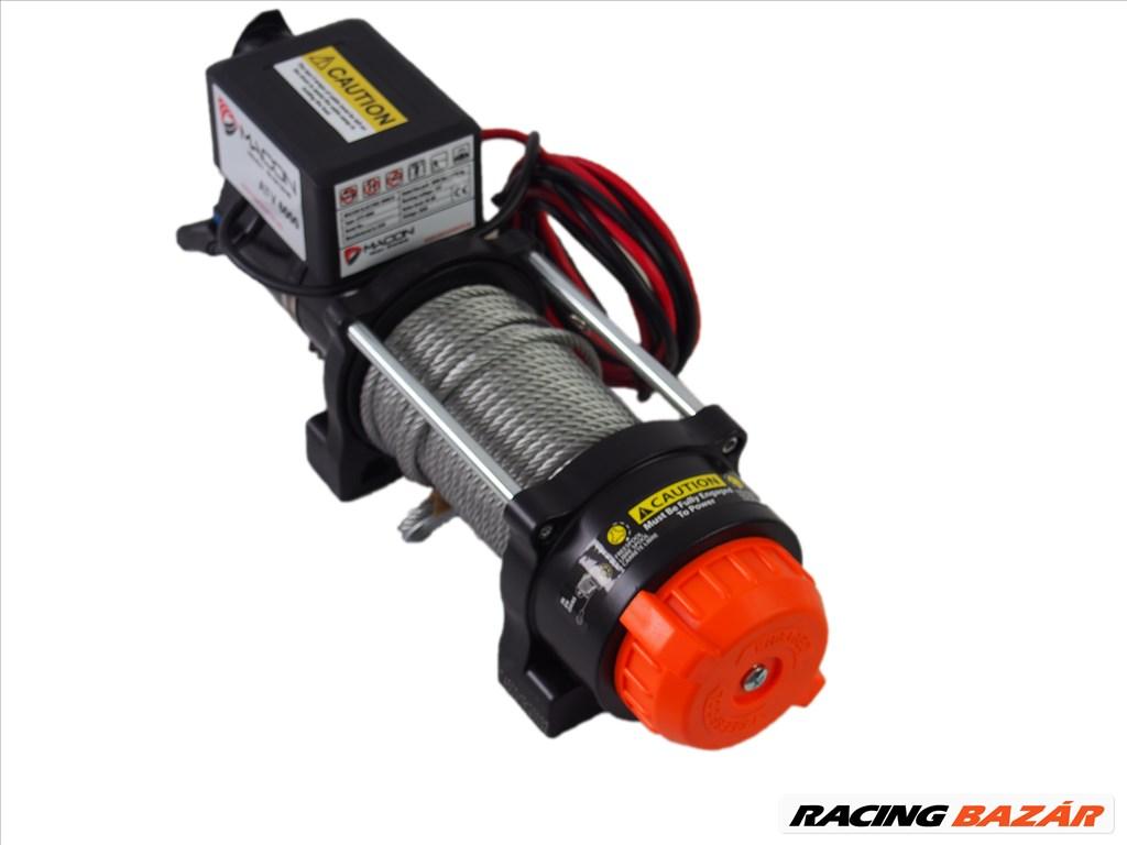 Utánfutó csörlő Macon Winch ATV 6000 elektromos csörlő 2. kép