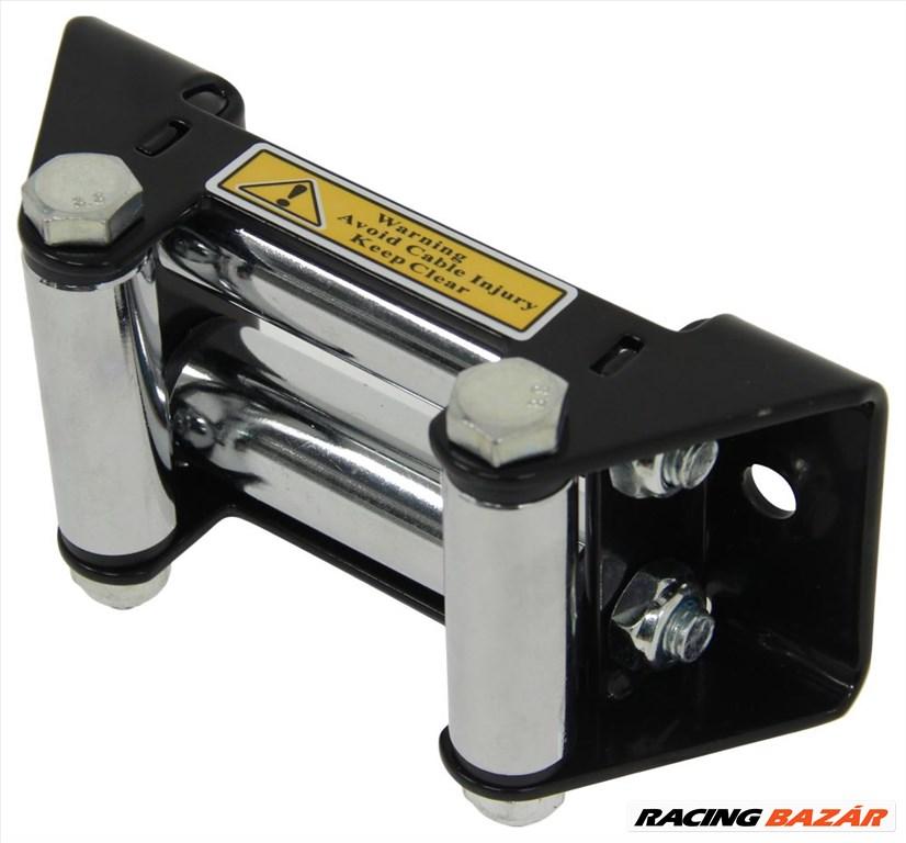 Utánfutó csörlő Macon Winch ATV 6000 elektromos csörlő 7. kép