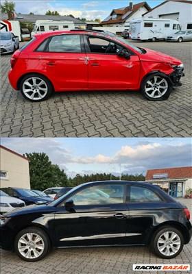 Audi A1 bontott alkatrészei