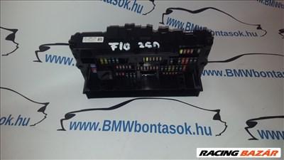 BMW 5-ös sorozat F10/F11 első biztosítéktábla