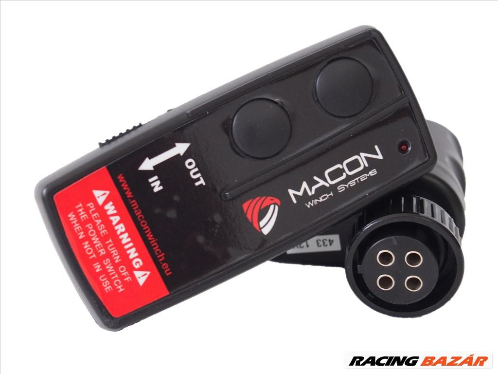 Macon Winch 6000 elektromos csörlő 5. kép