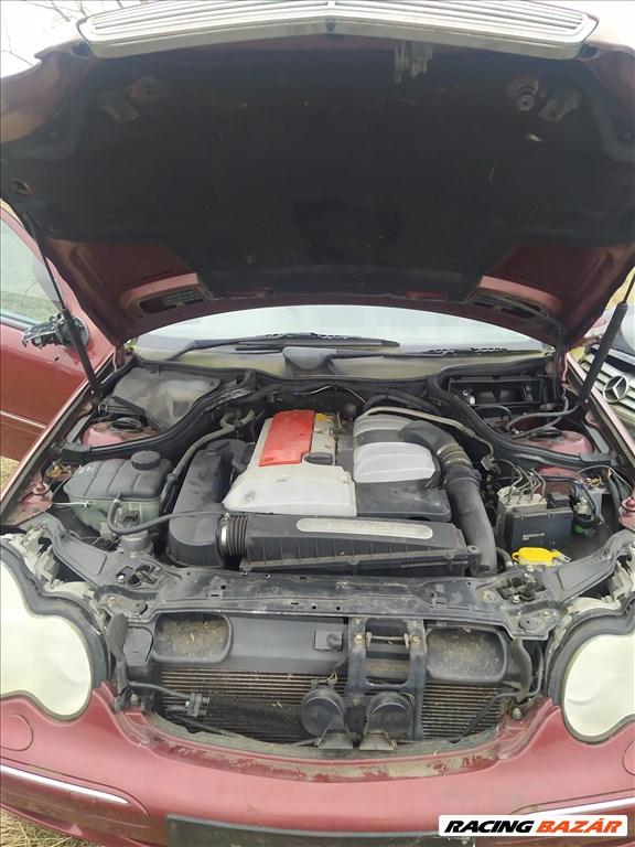 Mercedes C 200 Kompressor motor eladó 1. nagy kép