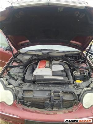 Mercedes C 200 Kompressor motor eladó