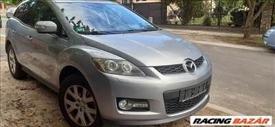 Mazda cx7 2.3 benzin Disi turbó kuplung szett