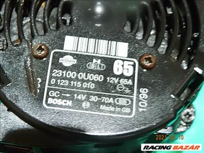 Nissan Micra (3rd gen) 1.3 SLX generátor k11