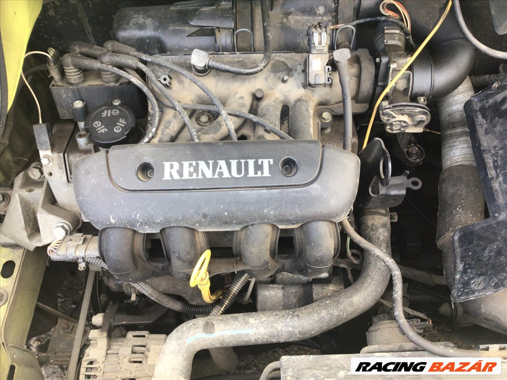Renault Twingo I 1.2i bontott alkatrészei 4. kép