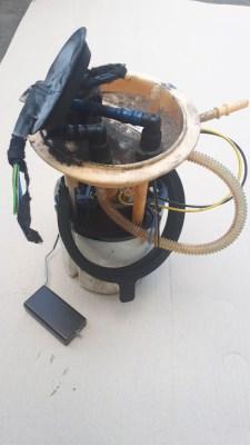 Skoda Superb II-Octavia II AC pumpa komplett /diesel/