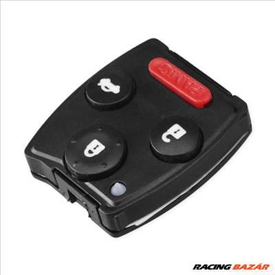 Honda kulcs 4 gombos kulcsház belső rész