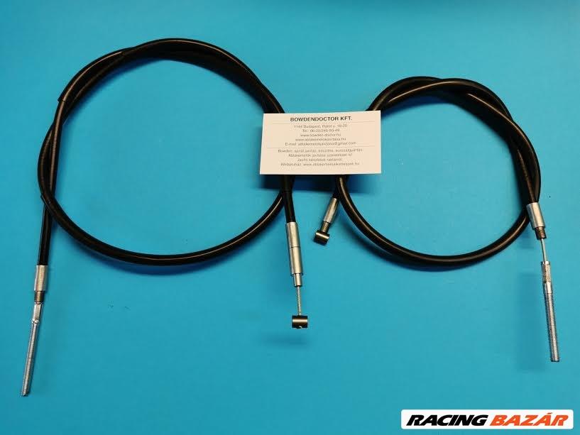 Motorkerékpár bowdenek és spirálok javítása,készítése minta alapján!BowdenDoctor Kft. 2. kép