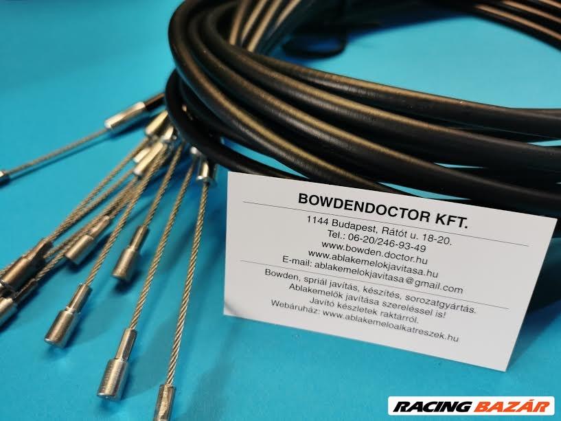 Motorkerékpár bowdenek és spirálok javítása,készítése minta alapján!BowdenDoctor Kft. 21. kép