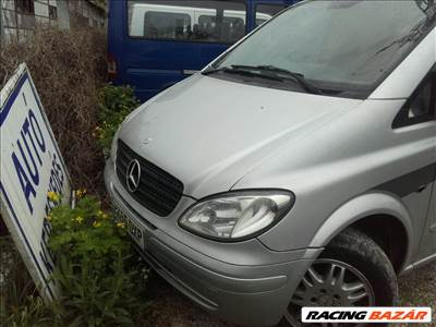 Mercedes Vito 109 111 115 w639 bontott alkatrészei