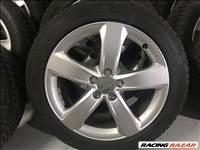 Audi A6 4G gyári S-Line 7,5X18-as 5X112-es ET37-es könnyűfém felni garnítúra eladó