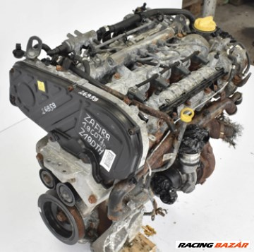 Opel Zafira B 1.9 CDTI Z19DTH motor  1. nagy kép
