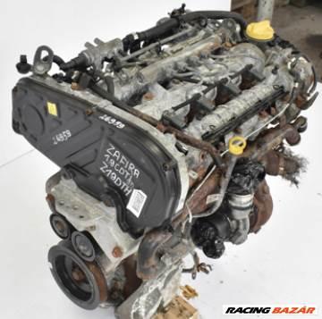 Opel Zafira B 1.9 CDTI Z19DTH motor