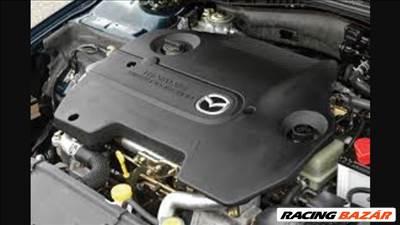 Mazda 6 2.0diesel rf7  motor 90000km el eladó aká