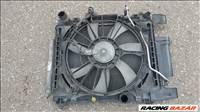 Toyota Yaris II dízel vízhűtő ventillátorral együtt eladó!