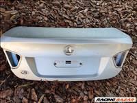 BMW E90  ezüst titansilber titansilver csomagtér fedél ajtó üresen szépséghibával eladó (075146)