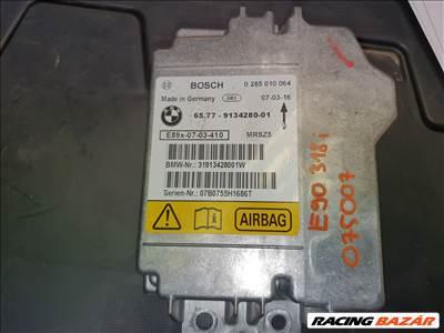 BMW E81 E87 E90 E91 E92 légzsák vezérlő indító elektronika  eladó (075007)   31913428001W
