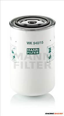 MANN-FILTER wk94015 Üzemanyagszűrő - MERCEDES-BENZ, VOLVO, LADA, VOLKSWAGEN, PORSCHE, JAGUAR, ROVER