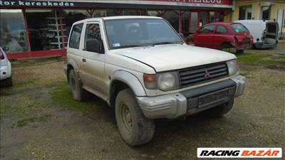 Mitsubishi Pajero bontott alkatrészei