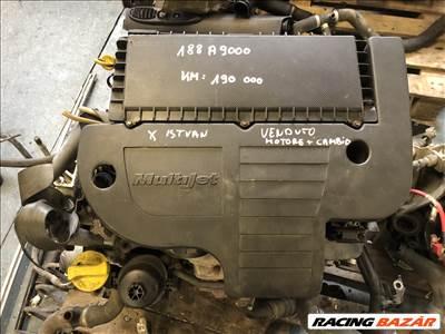 Lancia Musa 1.3 multijet motor 188A9000