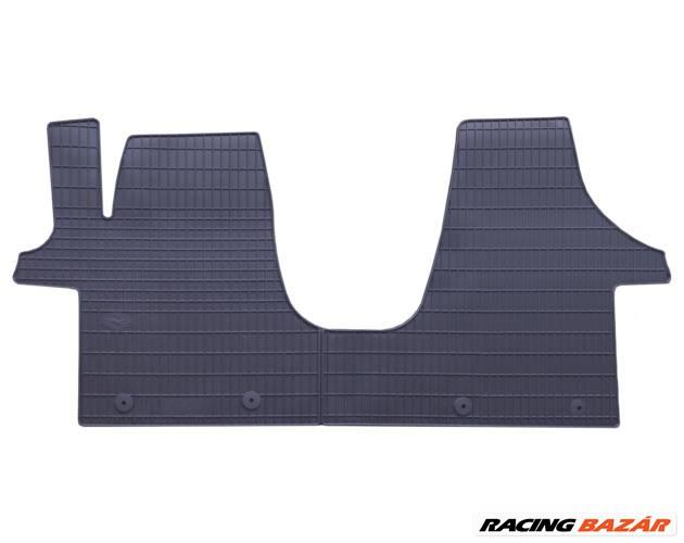 Volkswagen T5/T6 Geyer Hosaja Prémium fekete gumiszőnyeg patenttal 1. kép