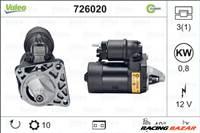 VALEO 726020 Önindító - FIAT, LANCIA, AUTOBIANCHI